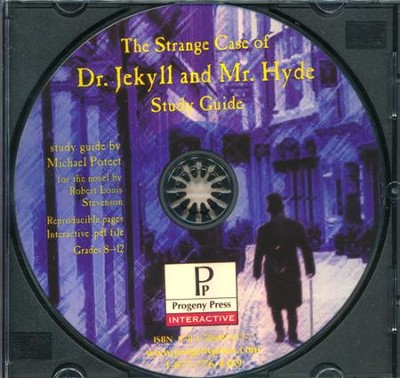 Strange Case of Dr. Jekyll and Mr. Hyde Study Guide on CDROM  -