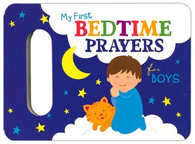 My First Bedtime Prayers for Boys  -     By: Twin Sisters®