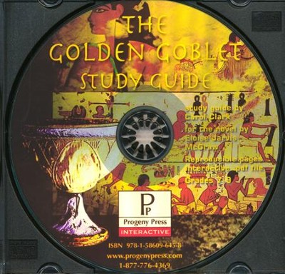 The Golden Goblet Study Guide CD-ROM   -     By: Carol Clark