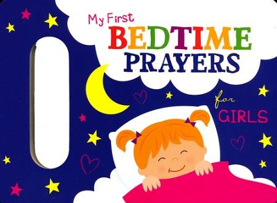My First Bedtime Prayers for Girls  -     By: Twin Sisters®