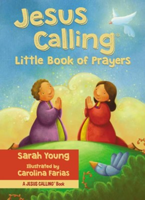 Jesus Calling: Little Book of Prayers   -     By: Sarah Young