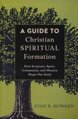 A Guide to Christian Spiritual Formation: How Scripture, Spirit, Community, and  Mission Shape Our Souls  -     By: Evan B. Howard