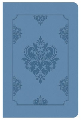 KJV Deluxe Gift & Award Bible [Light Blue]  -     By: Barbour