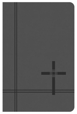 KJV Deluxe Gift & Award Bible [Gray]  -     By: Barbour
