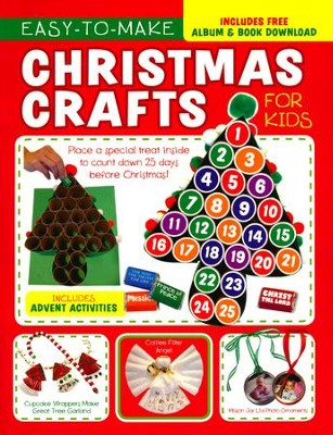 Easy-to-Make Christmas Crafts for Kids  -     By: Kim Mitzo Thompson, Karen Mitzo Hilderbrand