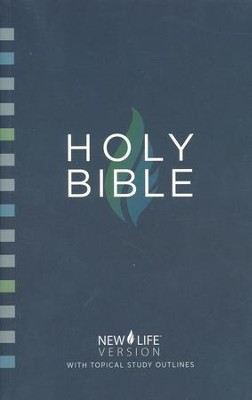 NLV Holy Bible - With Topical Study Outlines   -