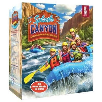 Splash Canyon Starter Kit - Concordia VBS 2018   -