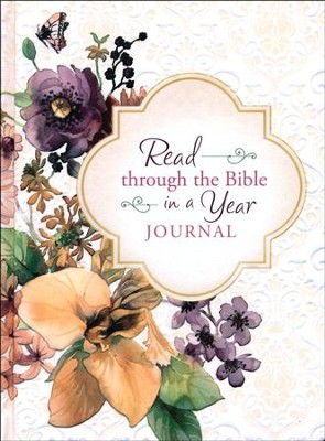 Read Through the Bible in a Year Journal  -     By: Emily Marsh