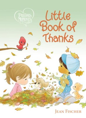 Precious Moments Little Book of Thanks  -