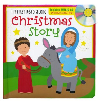 My First Read-Along Christmas Story  -     By: Kim Mitzo Thompson, Karen Mitzo Hilderbrand