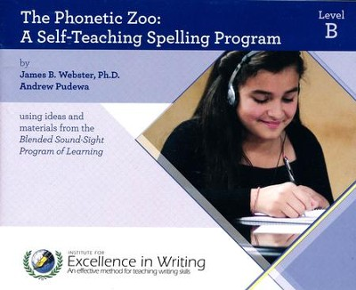 The Phonetic Zoo: Level B Audio CDs  -