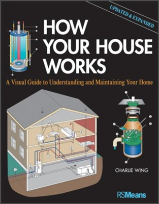 How Your House Works: A Visual Guide to Understanding and Maintaining Your Home  -     By: Charlie Wing