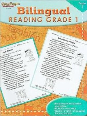 Steck-Vaughn Bilingual: Reading Grade 1  -