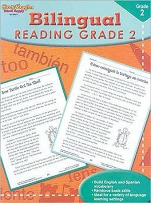 Steck-Vaughn Bilingual: Reading Grade 2  -
