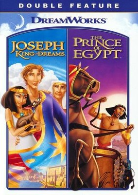 Joseph King of Dreams/The Prince of Egypt, Double Feature DVD   -