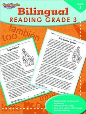 Steck-Vaughn Bilingual: Reading Grade 3  -