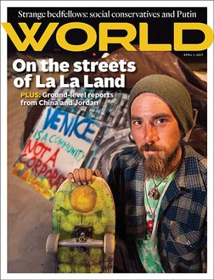 WORLD, 1 Year Magazine Subscription, USA   -