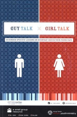Simply Youth Ministry: Guy Talk Girl Talk   -