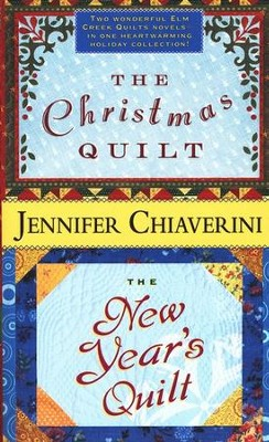 Christmas Quilt/New Year's Quilt  -     By: Jennifer Chiaverini