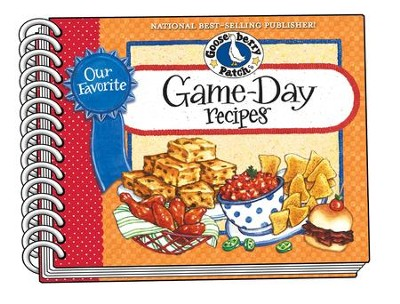 Our Favorite Game Day Recipes Cookbook  -