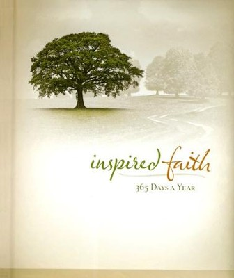 Inspired Faith 365 Days a Year  -     By: Mark Gilroy