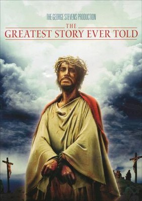 The Greatest Story Ever Told (1965), DVD   -