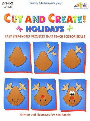 Cut and Create! Holidays   -