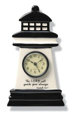 Lighthouse Wall Clock   -