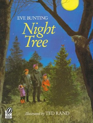 Night Tree, Softcover   -     By: Eve Bunting