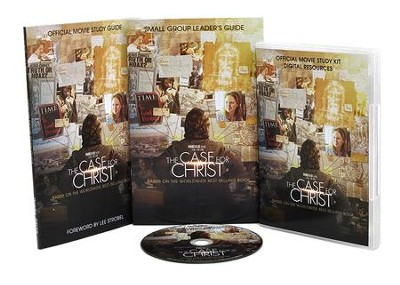 The Case for Christ: 4-Week DVD-Based Study   -