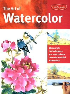 Art Of Watercolor  -