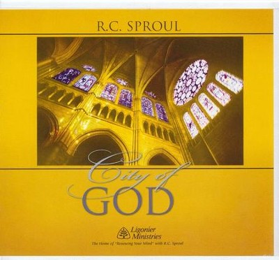 City of God CD Series   -     By: R.C. Sproul