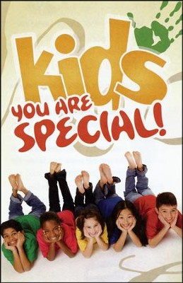 Kids, You Are Special! (ESV), Pack of 25 Tracts   -