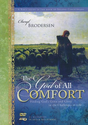 God of all Comfort, DVD with MP3  -     By: Cheryl Brodersen