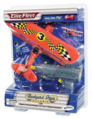 Backyard Flyer Classic Airplane  -