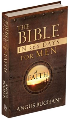 The Bible in 366 Days for Men of Faith  -     By: Angus Buchan