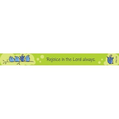 Rejoice in the Lord Magnetic Strip  -