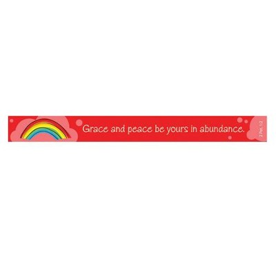 Grace and Peace Magnetic Strip  -