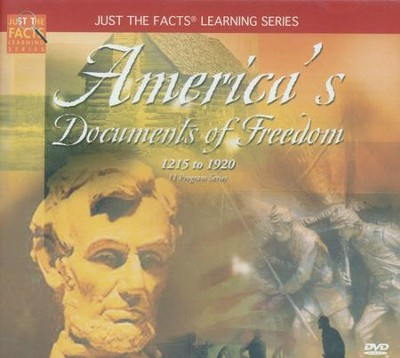 America's Documents of Freedom DVD Set  -