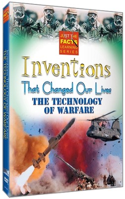 Inventions That Changed Our Lives: Technology of Warfare DVD  -