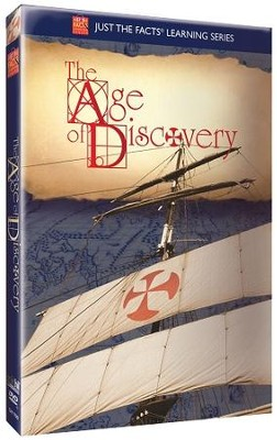 Just the Facts: The Age of Discovery DVD   -