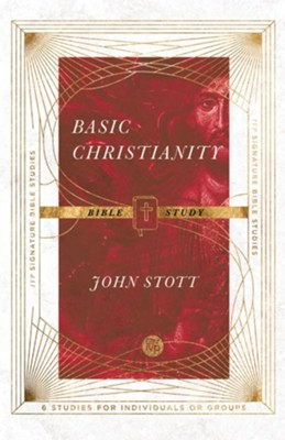 Basic Christianity Bible Study - eBook  -     By: John Stott, Dale Larsen, Sandy Larsen