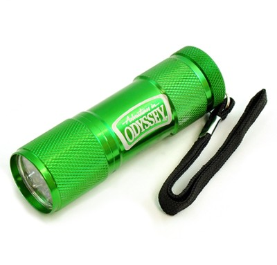 Adventures In Odyssey ® Flashlight, Green  -
