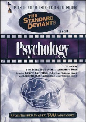 Psychology DVD  -