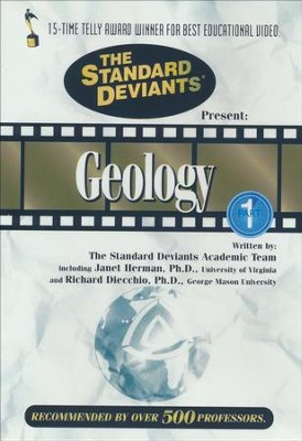 Geology Part 1 DVD  -