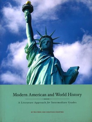 Modern American and World History Study Guide  -     By: Rea Berg, Jonathan Crabtree