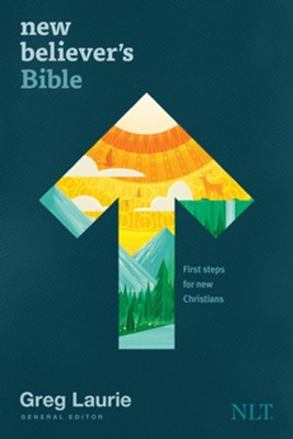 New Believer's Bible NLT: First Steps for New Christians - eBook  -     Edited By: Greg Laurie