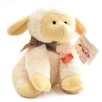 Lullaby Lamb Musical Toy   -
