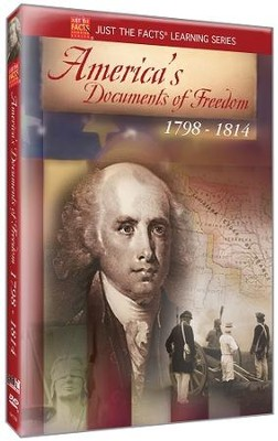 Just the Facts: America's Documents of Freedom 1798-1814 DVD   -