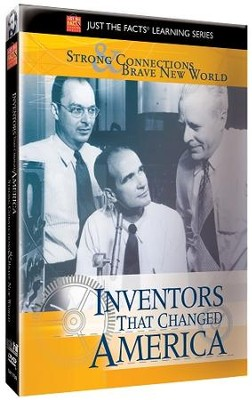Inventors That Changed America: Strong Connection DVD  -